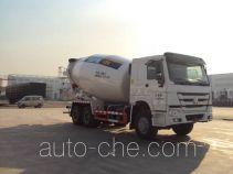 仙达牌XT5250GJBZZ40G4型混凝土搅拌运输车