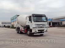 仙达牌XT5250GJBZZ40G5型混凝土搅拌运输车