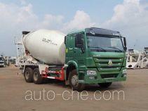 仙达牌XT5250GJBZZ43G4L型混凝土搅拌运输车