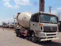 仙达牌XT5253GJBBJ41G4型混凝土搅拌运输车