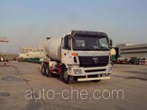 唐鸿重工牌XT5253GJBBJ36G4型混凝土搅拌运输车