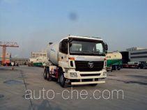 唐鸿重工牌XT5253GJBBJ43G4型混凝土搅拌运输车