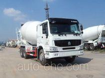 仙达牌XT5257GJBZZS4347C型混凝土搅拌运输车