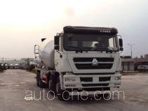 唐鸿重工牌XT5310GJBHK36EL型混凝土搅拌运输车