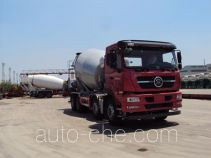 唐鸿重工牌XT5310GJBM530Q型混凝土搅拌运输车