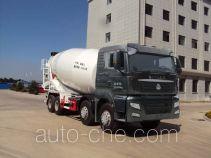 仙达牌XT5310GJBSD36G4V型混凝土搅拌运输车