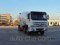 仙达牌XT5310GJBZZ38G4型混凝土搅拌运输车