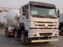 唐鸿重工牌XT5310GJBZZ38G4型混凝土搅拌运输车