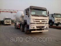 唐鸿重工牌XT5310GJBZZ38G5型混凝土搅拌运输车