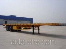 仙达牌XT9300TJZP型集装箱半挂牵引车