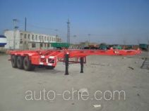 Tanghong XT9360TJZG container transport skeletal trailer