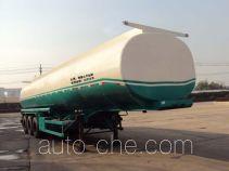 唐鸿重工牌XT9400GWJJ型混凝土外加剂运输半挂车