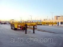 Tanghong XT9401TJZ40 container transport trailer