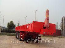 Tanghong XT9403ZZX dump trailer