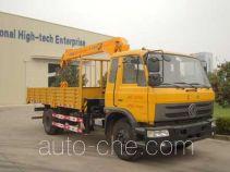 Tiand XTD5120JSQ truck mounted loader crane