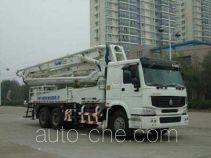 Tiand XTD5270THB-37 concrete pump truck