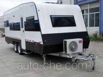 星通牌XTP9030XLJ型旅居挂车