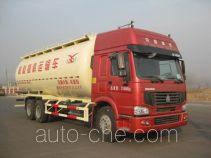豫新牌XX5250GFLA1型粉粒物料运输车