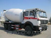 Yuxin XX5252GJBA3 concrete mixer truck