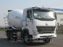 Yuxin XX5257GJBA1 concrete mixer truck