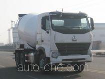 Yuxin XX5257GJBA2 concrete mixer truck