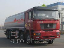 Yuxin XX5315GHYA1 chemical liquid tank truck