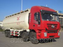 Yuxin XX5316GFLA4 low-density bulk powder transport tank truck