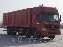 Yuxin XX5317XXY box van truck