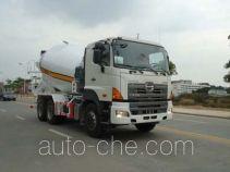 厦工牌XXG5253GJBGH型混凝土搅拌运输车