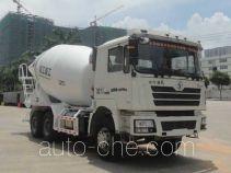 厦工牌XXG5253GJBSX型混凝土搅拌运输车