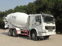 厦工牌XXG5254GJBZZ型混凝土搅拌运输车
