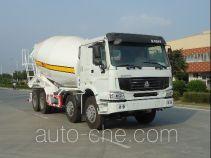 厦工牌XXG5310GJBHO型混凝土搅拌运输车