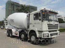 厦工牌XXG5310GJBSX型混凝土搅拌运输车