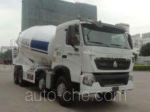 厦工牌XXG5312GJBZZ型混凝土搅拌运输车