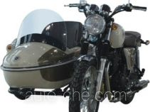 Shineray XY400B motorcycle with sidecar