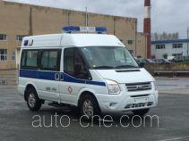 新阳牌XY5042XJH型救护车