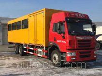 Xinyang XY5211XJD electric heating plant truck