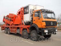 Xinyang XY5381TLG coil tubing truck