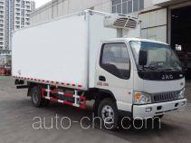 Xingyang XYZ5080XLC refrigerated truck