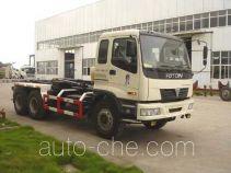Xingyang XYZ5250ZXX detachable body garbage truck