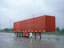 Xingyang XYZ9281XXY box body van trailer