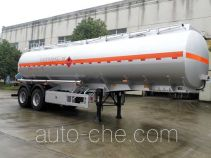 Xingyang XYZ9350GRY flammable liquid tank trailer
