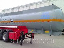 Xingyang XYZ9390GFW corrosive materials transport tank trailer