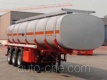 Xingyang XYZ9400GFW corrosive materials transport tank trailer