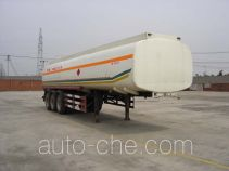 Xingyang XYZ9400GHY chemical liquid tank trailer