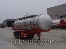 兴扬牌XYZ9401GHY型化工液体运输半挂车