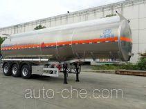 Xingyang XYZ9401GRYD flammable liquid aluminum tank trailer