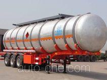 Xingyang XYZ9401GRYL flammable liquid tank trailer