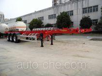 Xingyang XYZ9401TWYA dangerous goods tank container skeletal trailer