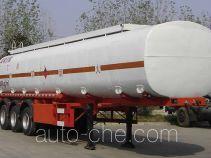 兴扬牌XYZ9402GHY型化工液体运输半挂车